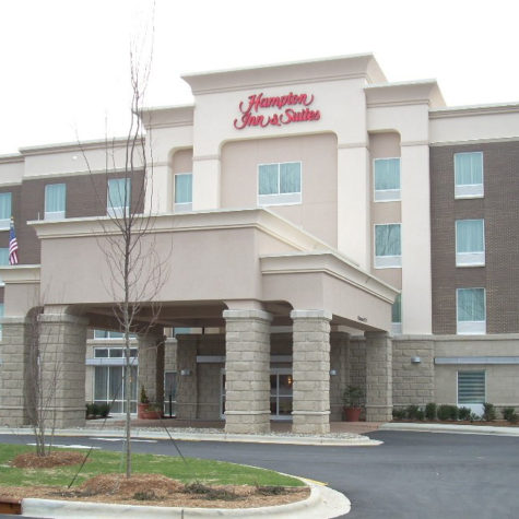 Hampton Inn - Holly Springs, NC