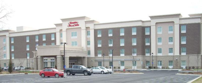 Hampton Inn - Holly Springs, NC
